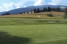 golf e la natura