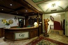 lobby golf bluhotel